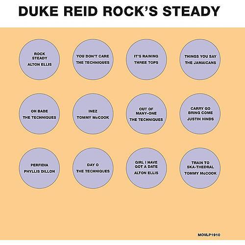 Alliance Various Artists - Duke Reid Rock's Steady / Various thumbnail