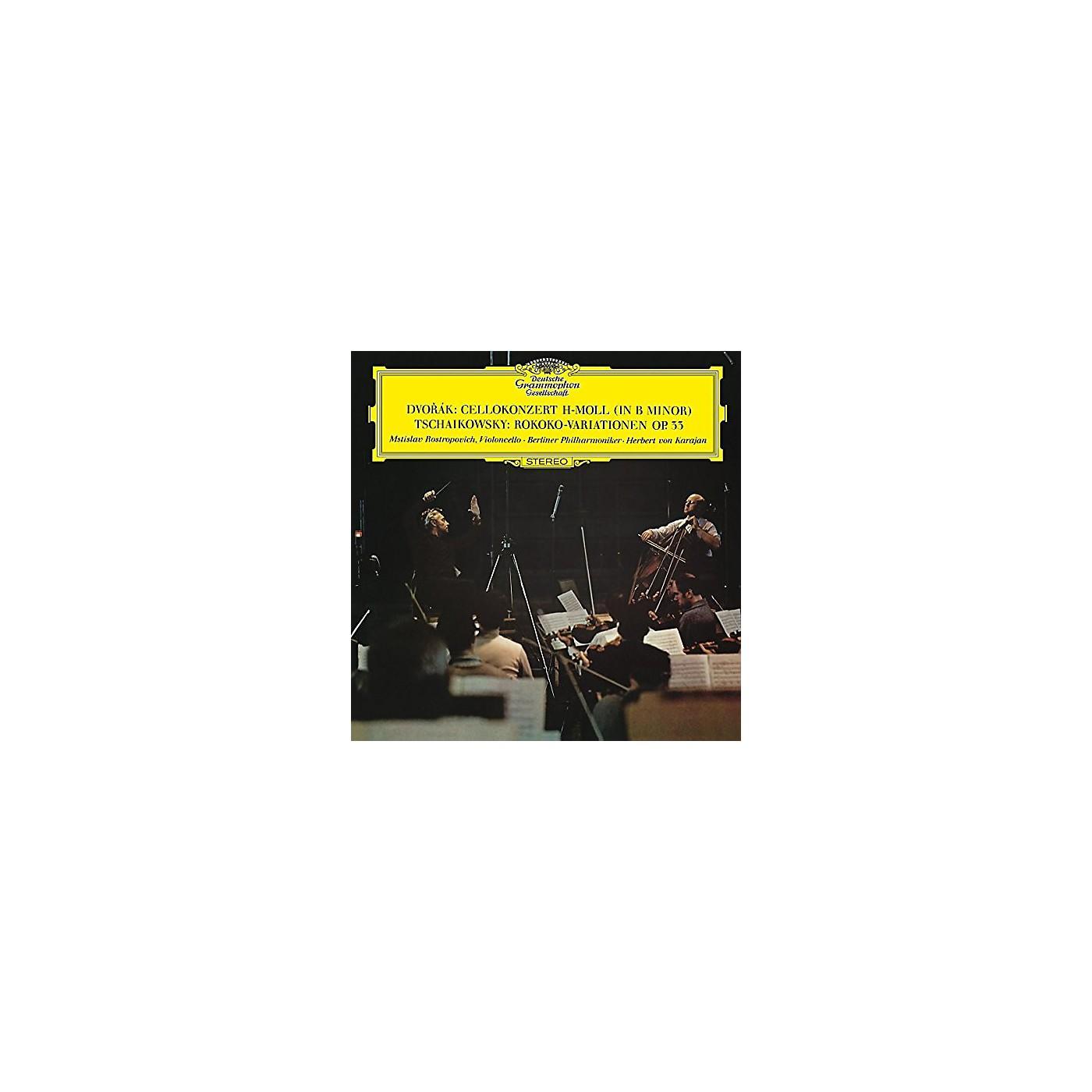 Alliance Various Artists - Dvorak: Cello Concerto in B Minor Op 104 thumbnail