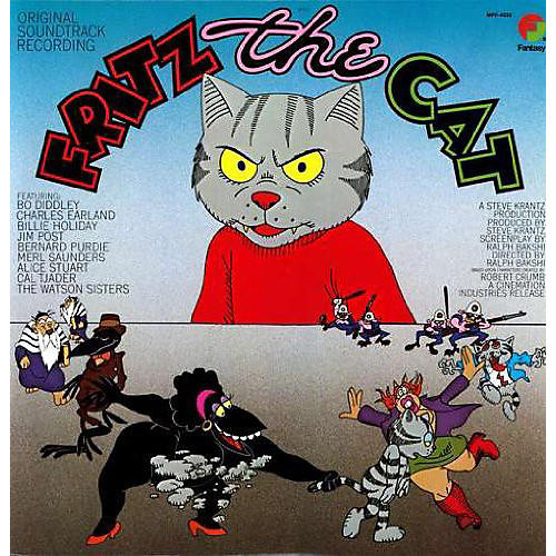 Alliance Various Artists - Fritz The Cat thumbnail
