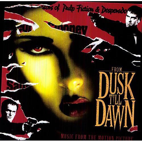 Alliance Various Artists - From Dusk Till Dawn (Original Soundtrack) thumbnail