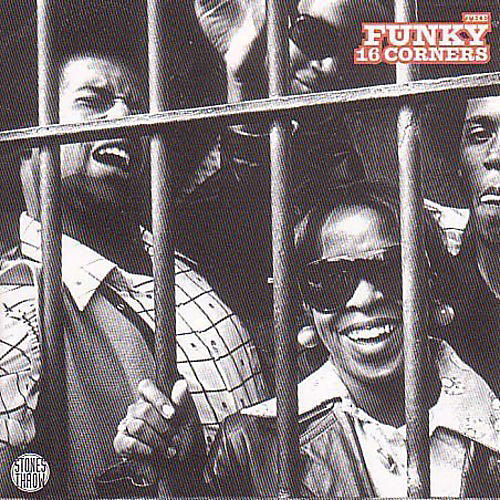 Alliance Various Artists - Funky 16 Corners thumbnail