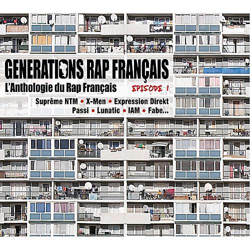 Alliance Various Artists - Generations Rap Francais / Various thumbnail