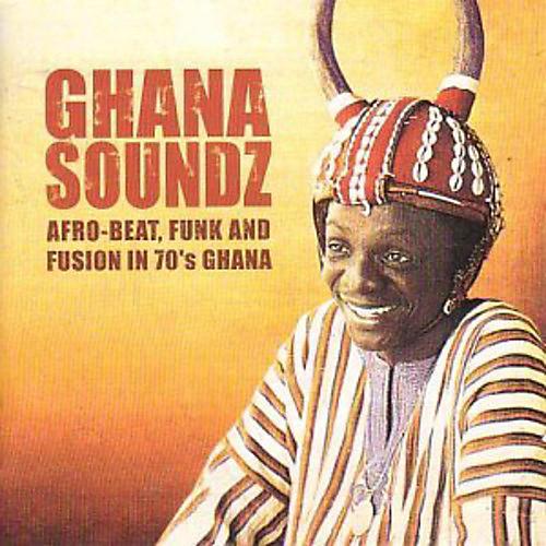 Alliance Various Artists - Ghana Soundz: Afrobeat Funk & Fusion 70's 1 / Var thumbnail