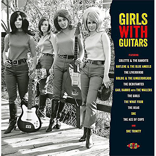 Alliance Various Artists - Girls with Guitars / Various thumbnail
