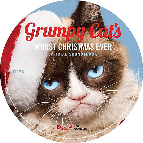 Alliance Various Artists - Grumpy Cat's Worst Christmas Ever thumbnail