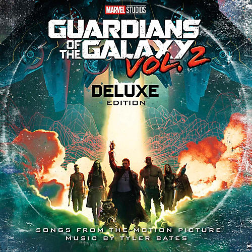 Universal Music Group Various Artists - Guardians of the Galaxy Vol. 2 LP thumbnail