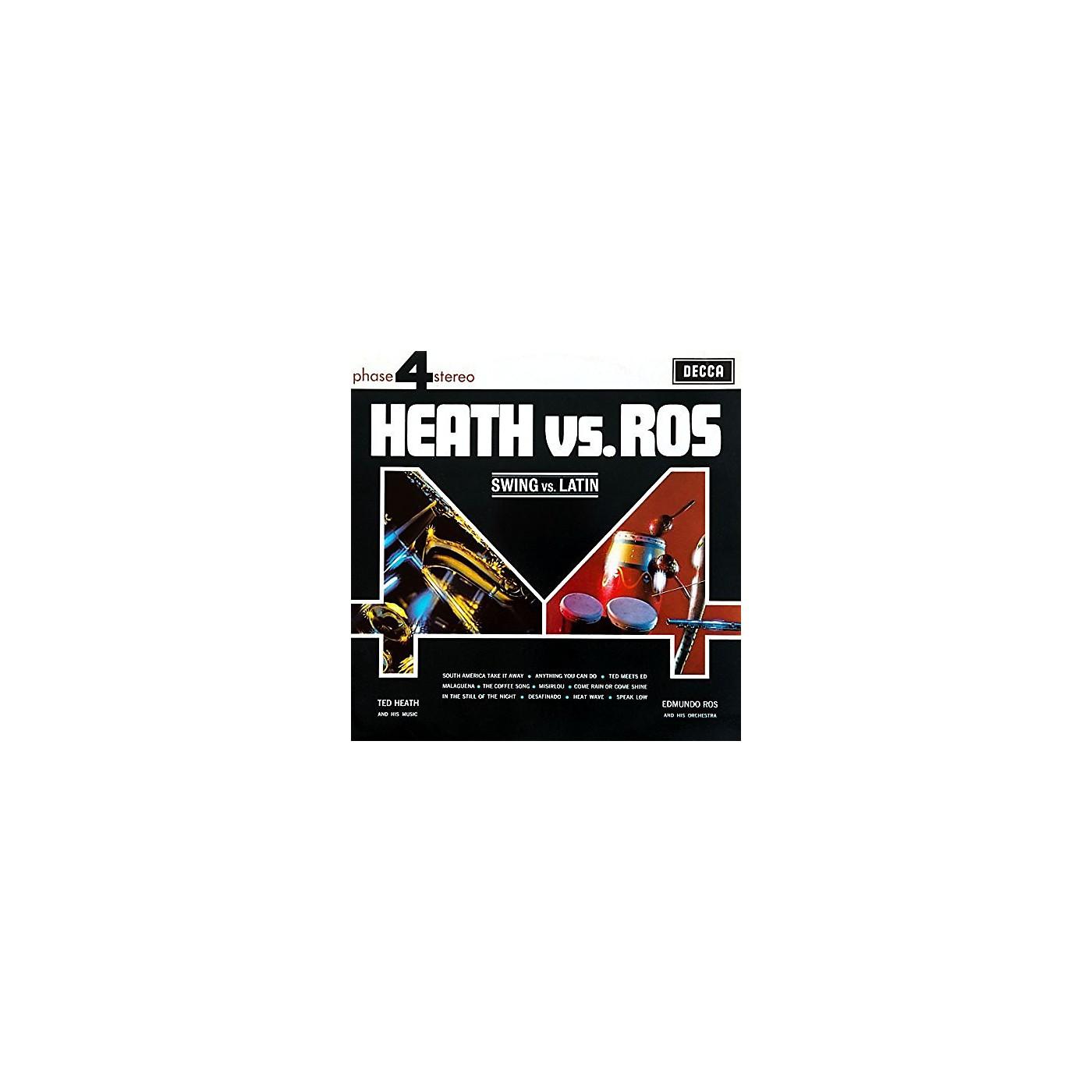 Alliance Various Artists - Heath Versus Ros Vols 1 & 2 thumbnail