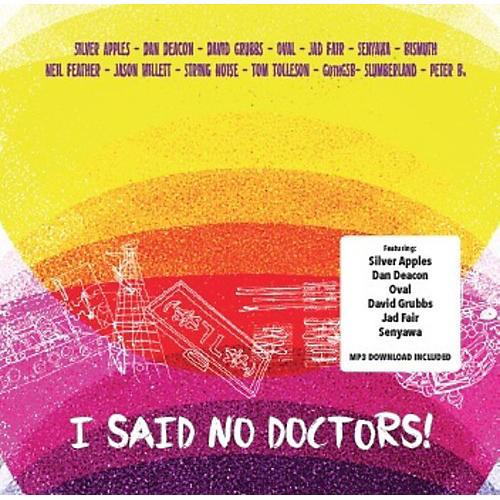 Alliance Various Artists - I Said No Doctors / Various thumbnail