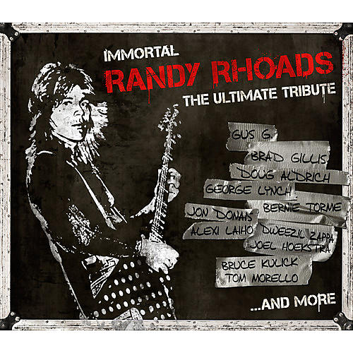 Alliance Various Artists - Immortal Randy Rhoads: The Ultimate Tribute thumbnail