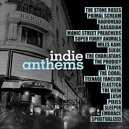 Alliance Various Artists - Indie Anthems / Various thumbnail
