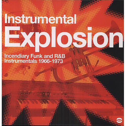 Alliance Various Artists - Instrumental Explosion-Funk, R and B 1966-73 thumbnail