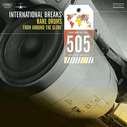 Alliance Various Artists - International Breaks 5 / Various thumbnail