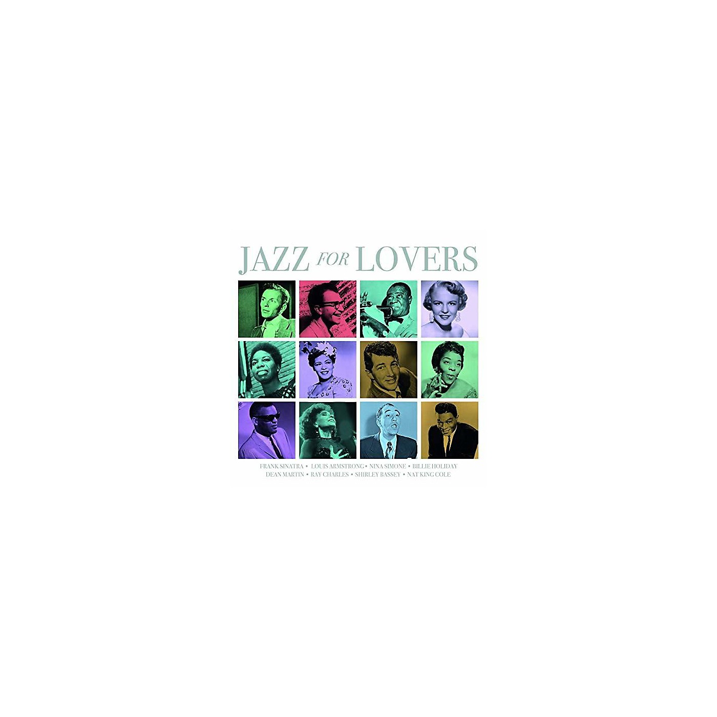 Alliance Various Artists - Jazz For Lovers / Various thumbnail