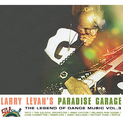 Alliance Various Artists - Larry Levan's Paradise Garage: Legend / Various thumbnail