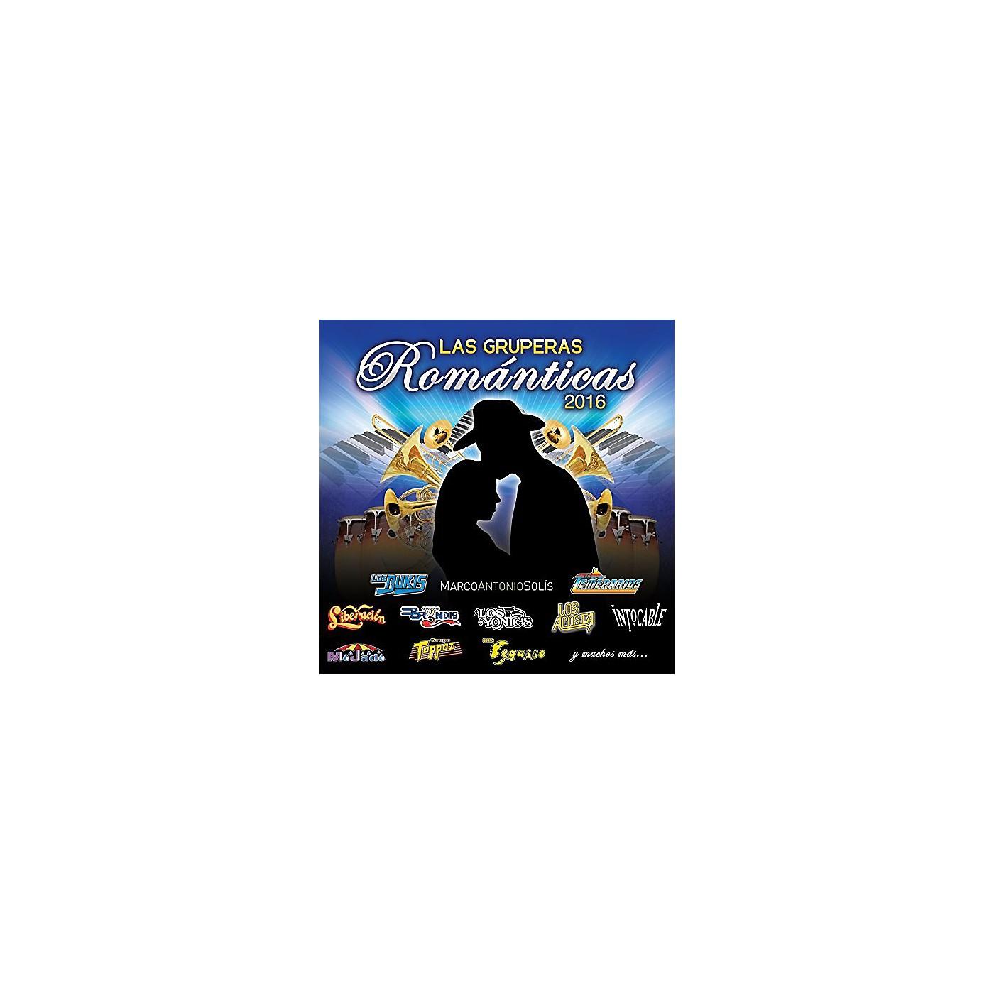 Alliance Various Artists - Las Gruperas Romanticas 2016 / Various (CD) thumbnail