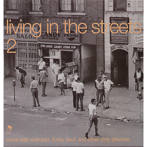 Alliance Various Artists - Living In The Streets, Vol. 2 thumbnail