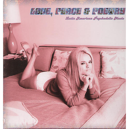 Alliance Various Artists - Love Peace & Poetry: Latin Psychedelic / Various thumbnail