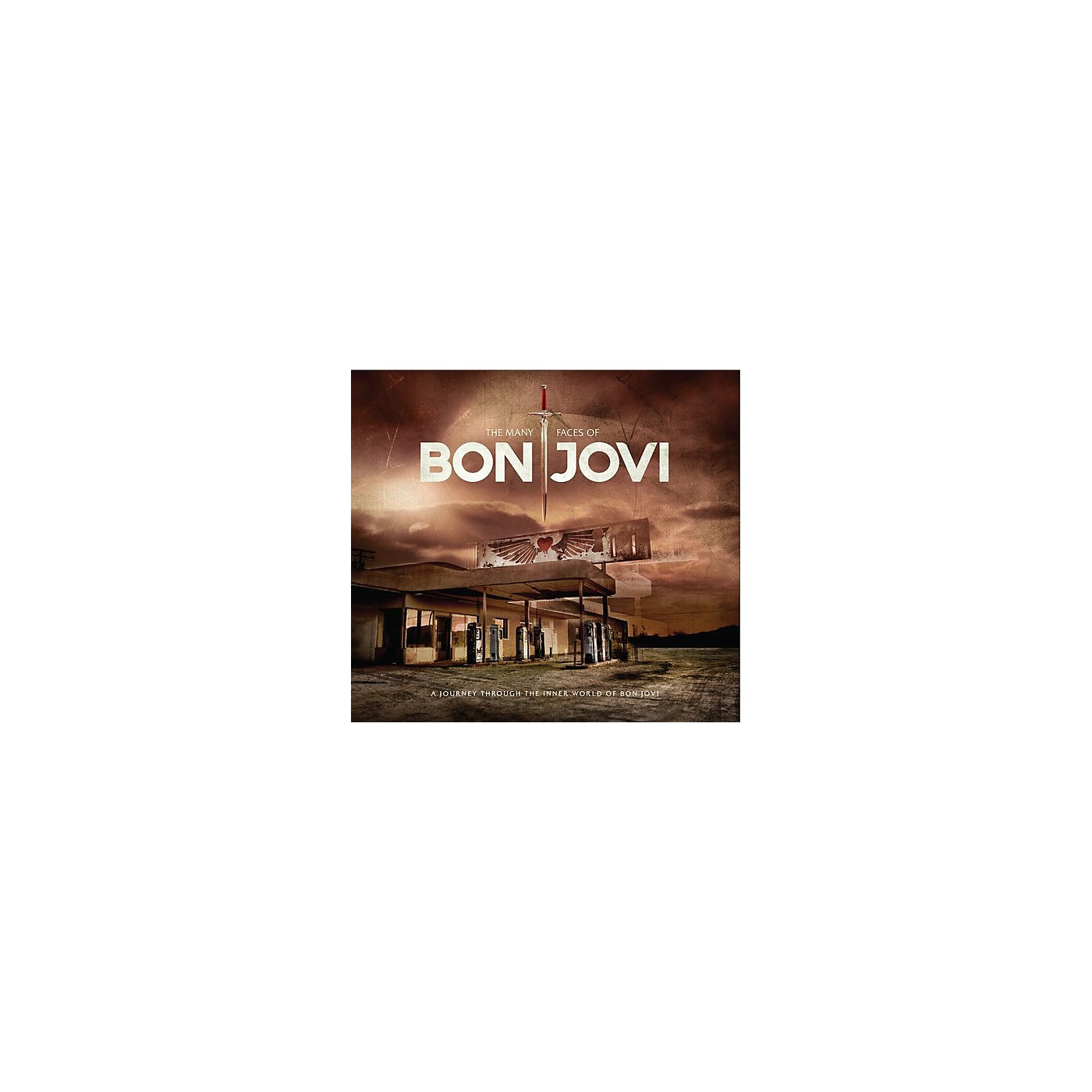 Alliance Various Artists - Many Faces Of Bon Jovi / Various (CD) thumbnail