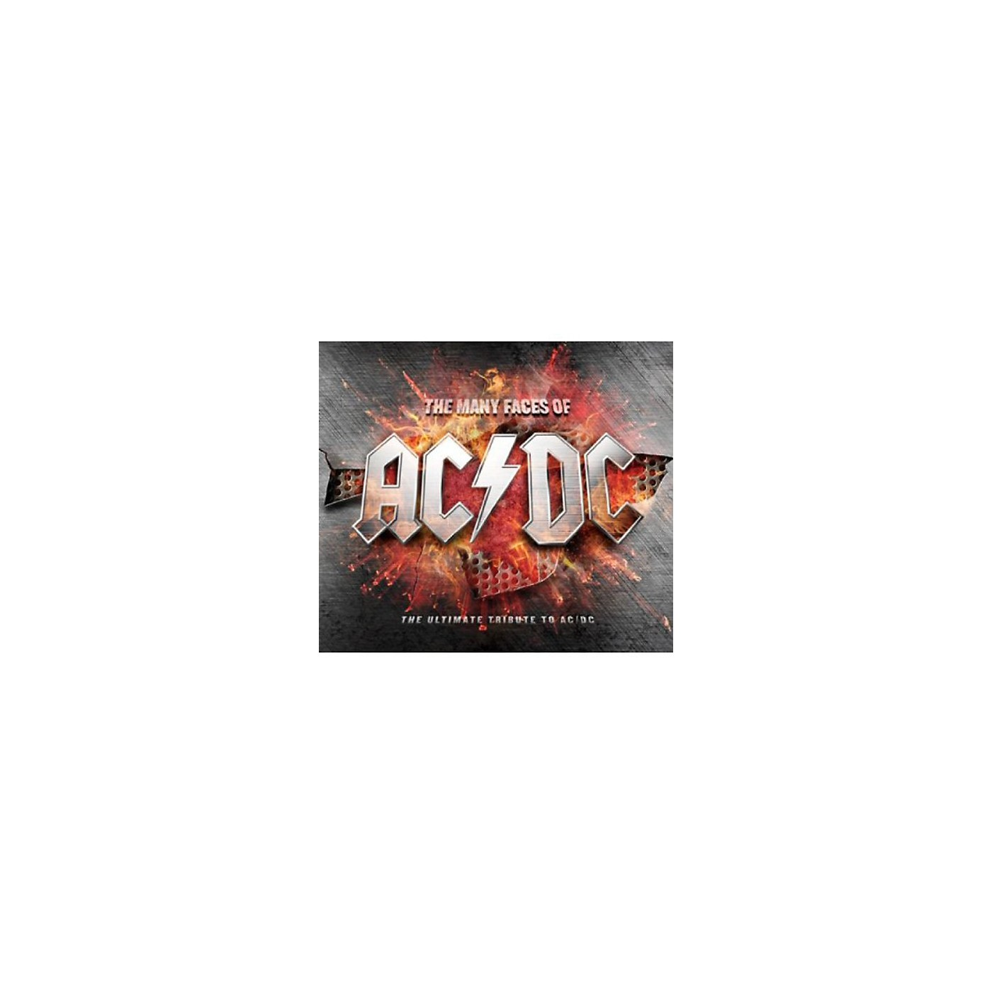 Alliance Various Artists - Many Faces of AC/DC / Various (CD) thumbnail