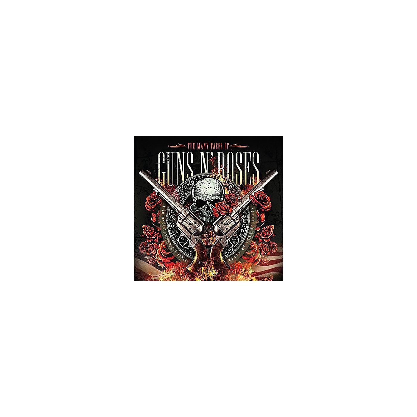 Alliance Various Artists - Many Faces of Guns N Roses / Various (CD) thumbnail