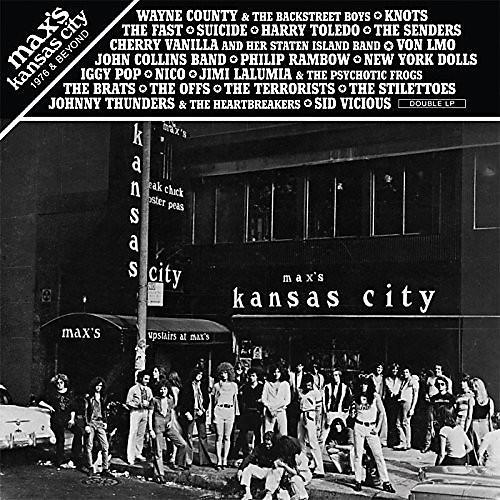 Alliance Various Artists - Max's Kansas City 1976 / Various thumbnail