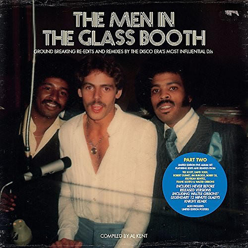 Alliance Various Artists - Men In The Glass Booth (part 2) / Various thumbnail