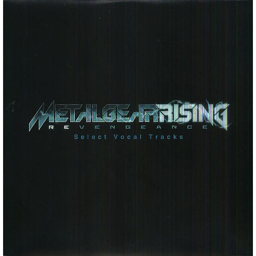 Alliance Various Artists - Metal Gear Rising: Revengeance / O.S.T. thumbnail
