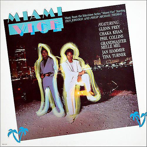 Alliance Various Artists - Miami Vice (Original Soundtrack) thumbnail