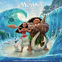 Various Artists - Moana (Original Motion Picture Soundtrack) [Vinyl LP]