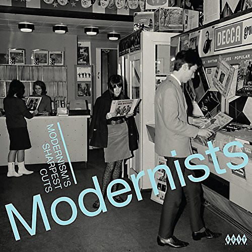 Alliance Various Artists - Modernists: Modernism's Sharpest Cuts / Various thumbnail