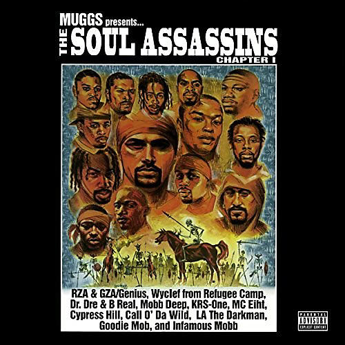 Alliance Various Artists - Muggs Presents: Soul Assassins 1 / Various thumbnail