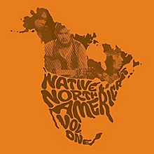 Various Artists - Native North America 1: Aboriginal Folk Rock / Various