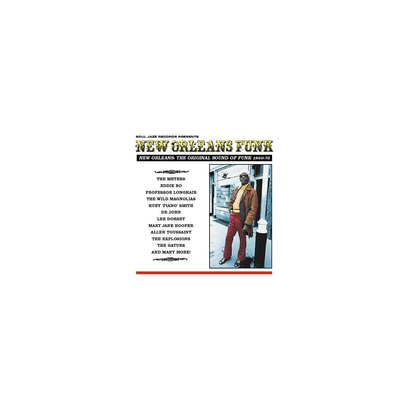 Alliance Various Artists - New Orleans Funk thumbnail