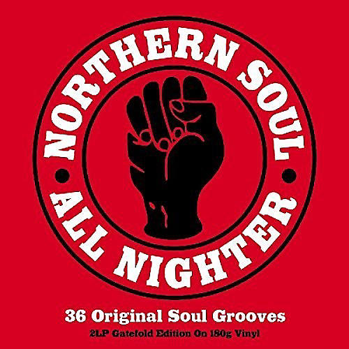 Alliance Various Artists - Northern Soul All Nighter / Various thumbnail