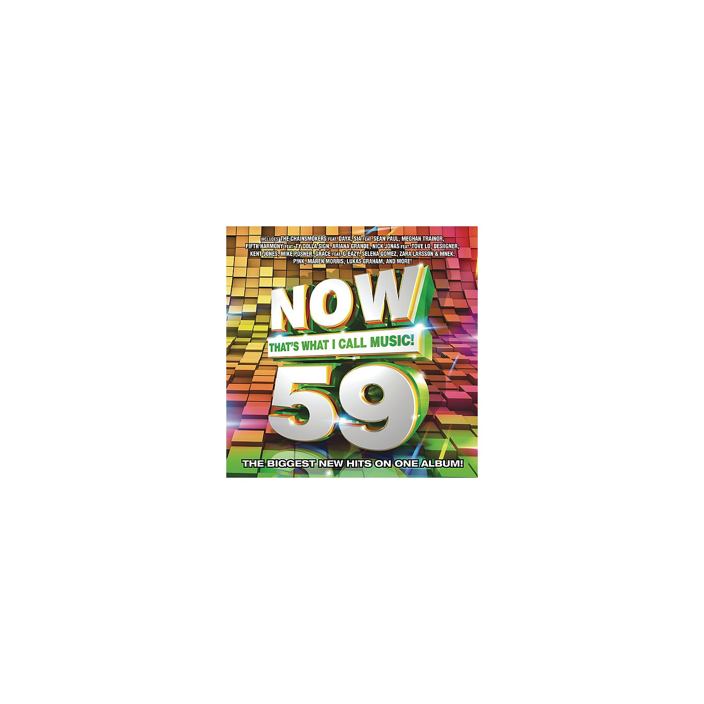 Alliance Various Artists - Now 59: That's What I Call Music (CD) thumbnail