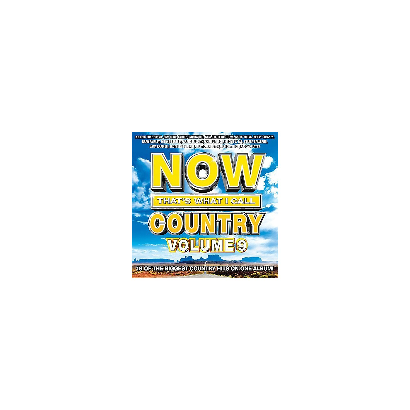 Alliance Various Artists - Now That's What I Call Country, Vol. 9 (CD) thumbnail