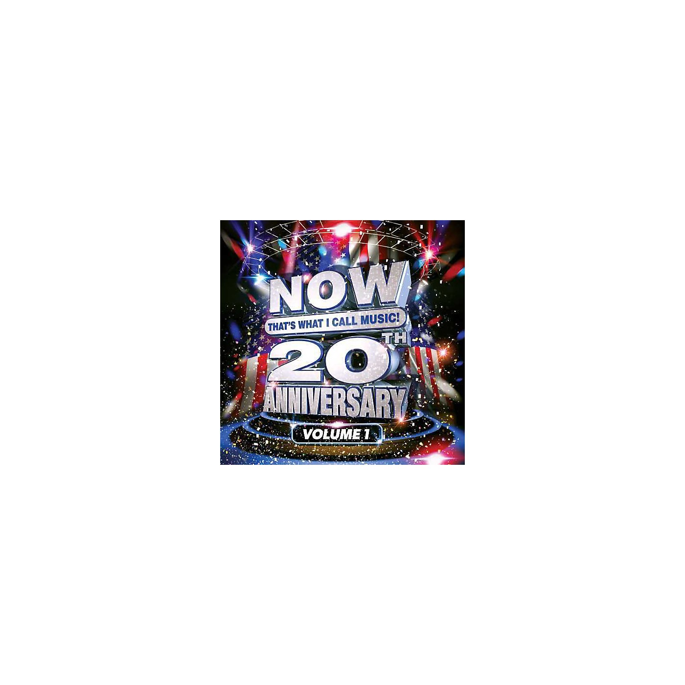 Alliance Various Artists - Now That's What I Call Music 20th Anniversary (CD) thumbnail