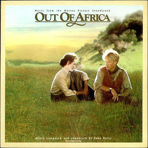 Alliance Various Artists - Out of Africa (Original Soundtrack) thumbnail