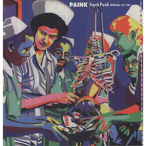 Alliance Various Artists - Paink: French Punk Anthems 1975-1982 / Various thumbnail