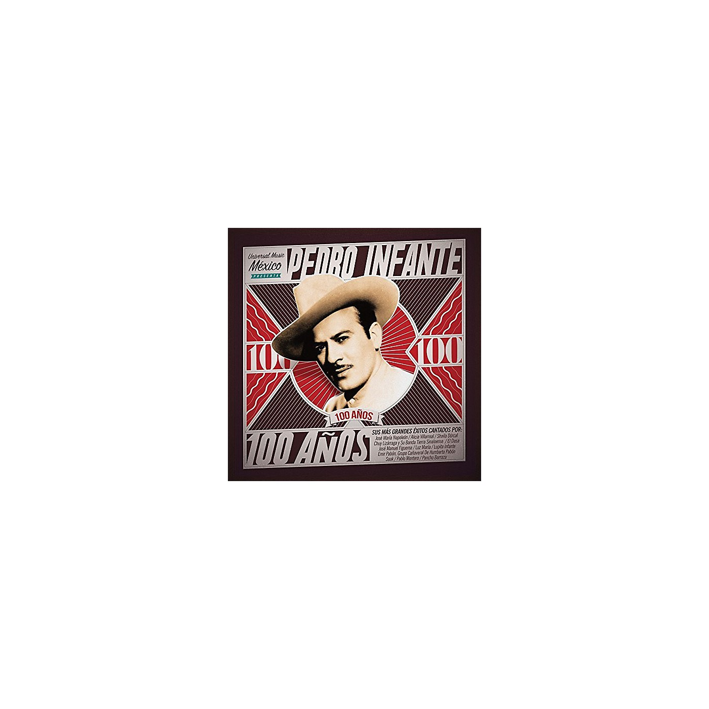 Alliance Various Artists - Pedro Infante - 100 Anos (Various Artists) thumbnail