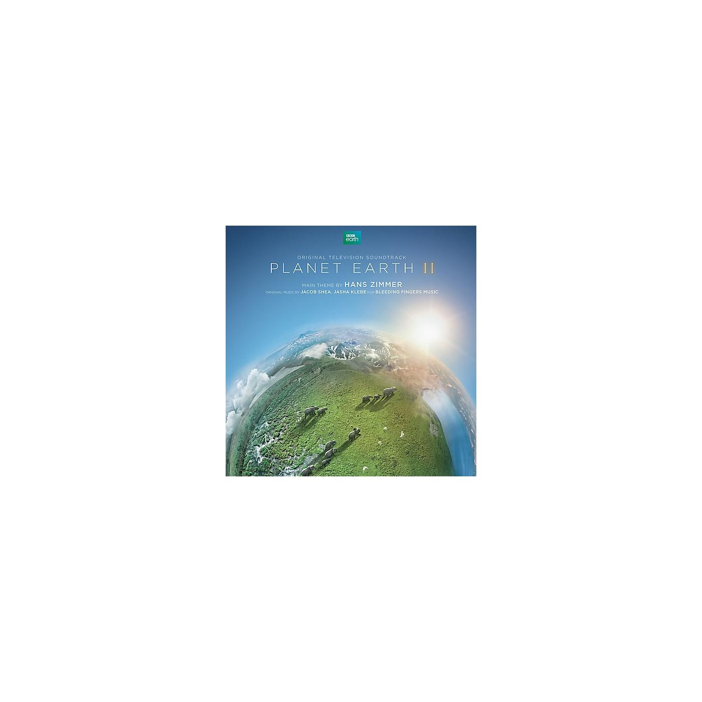 Alliance Various Artists - Planet Earth Ii / Various thumbnail