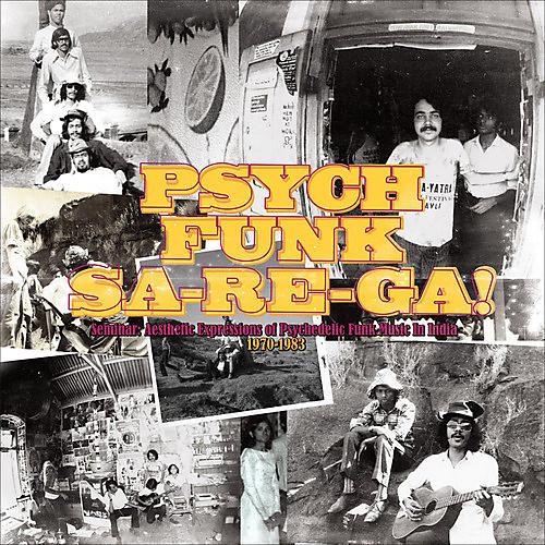 Alliance Various Artists - Psych-Funk: Sa-Re Ga! thumbnail
