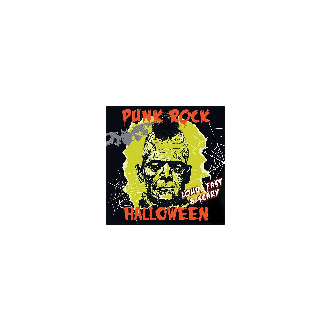 Alliance Various Artists - Punk Rock Halloween - Loud Fast & Scary! thumbnail