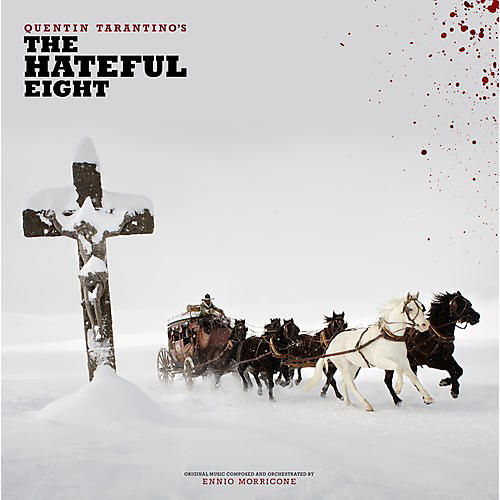 Alliance Various Artists - Quentin Tarantino's the Hateful Eight (Original Soundtrack) thumbnail