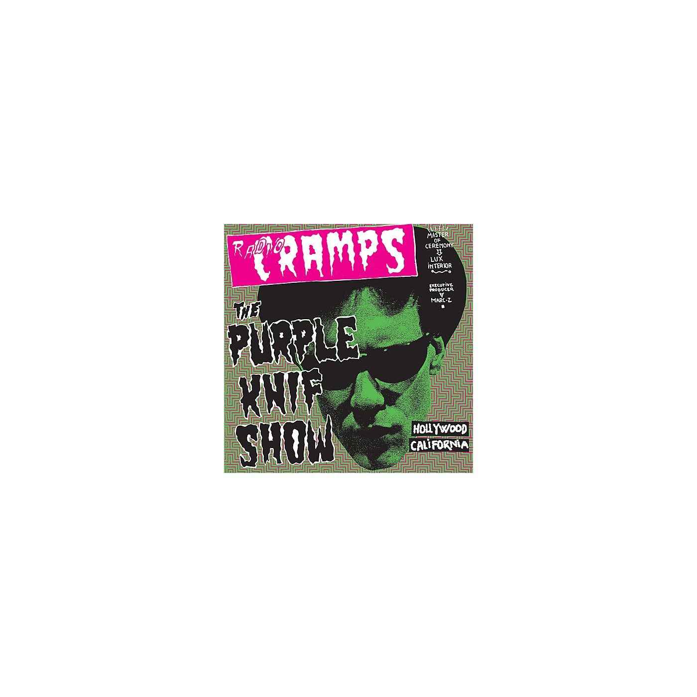 Alliance Various Artists - Radio Cramps: The Purple Knif Show (Various Artists) thumbnail