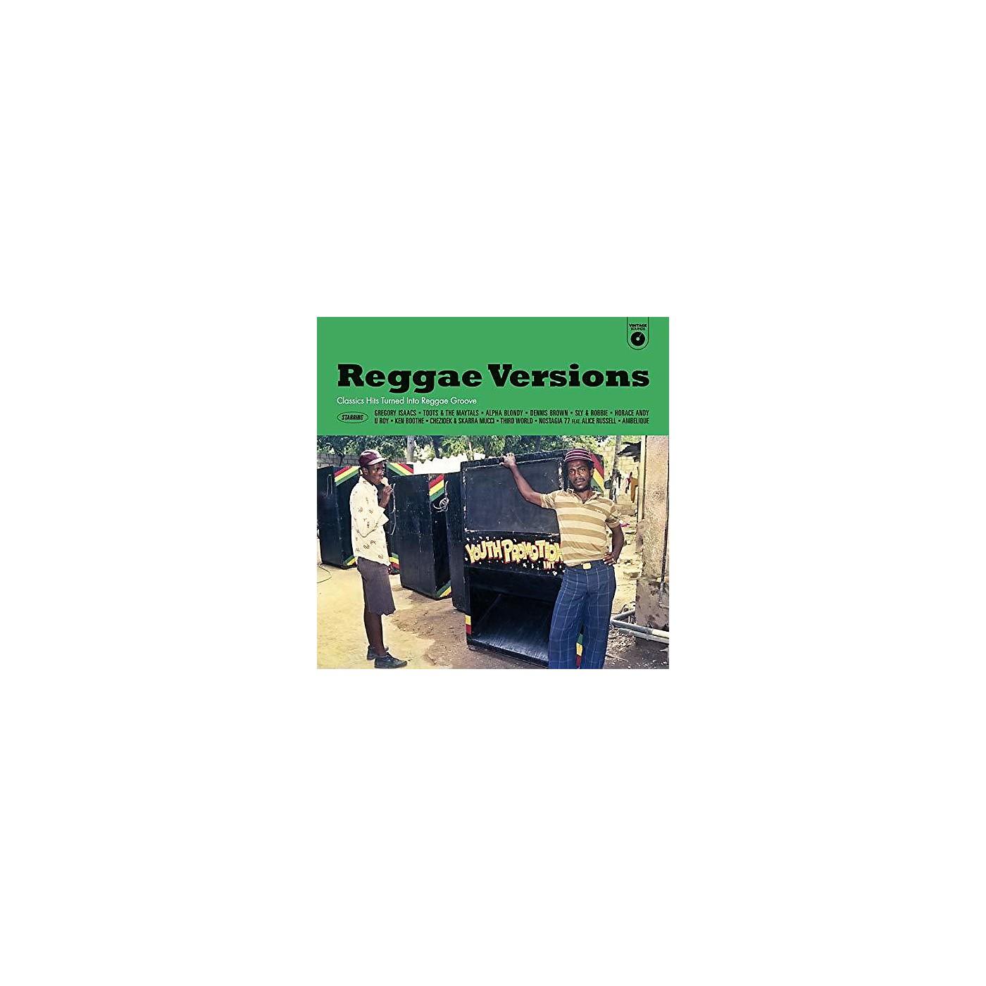 Alliance Various Artists - Reggae Versions / Various thumbnail