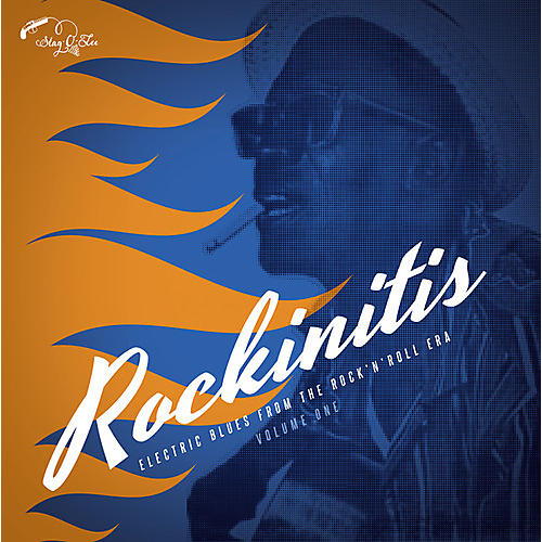 Alliance Various Artists - Rockinitis Vol. 1: Electric Blues From Rock'n'Roll (Various Artists) thumbnail