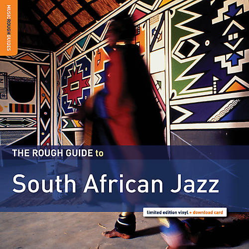 Alliance Various Artists - Rough Guide To South African Jazz thumbnail