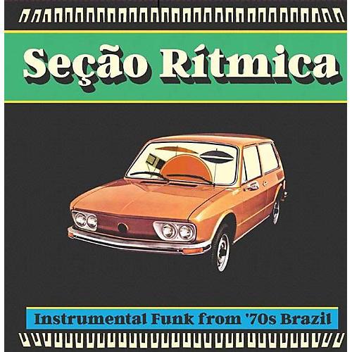 Alliance Various Artists - Secao Ritmica: Instrumental Funk '70s Brazil / Var thumbnail