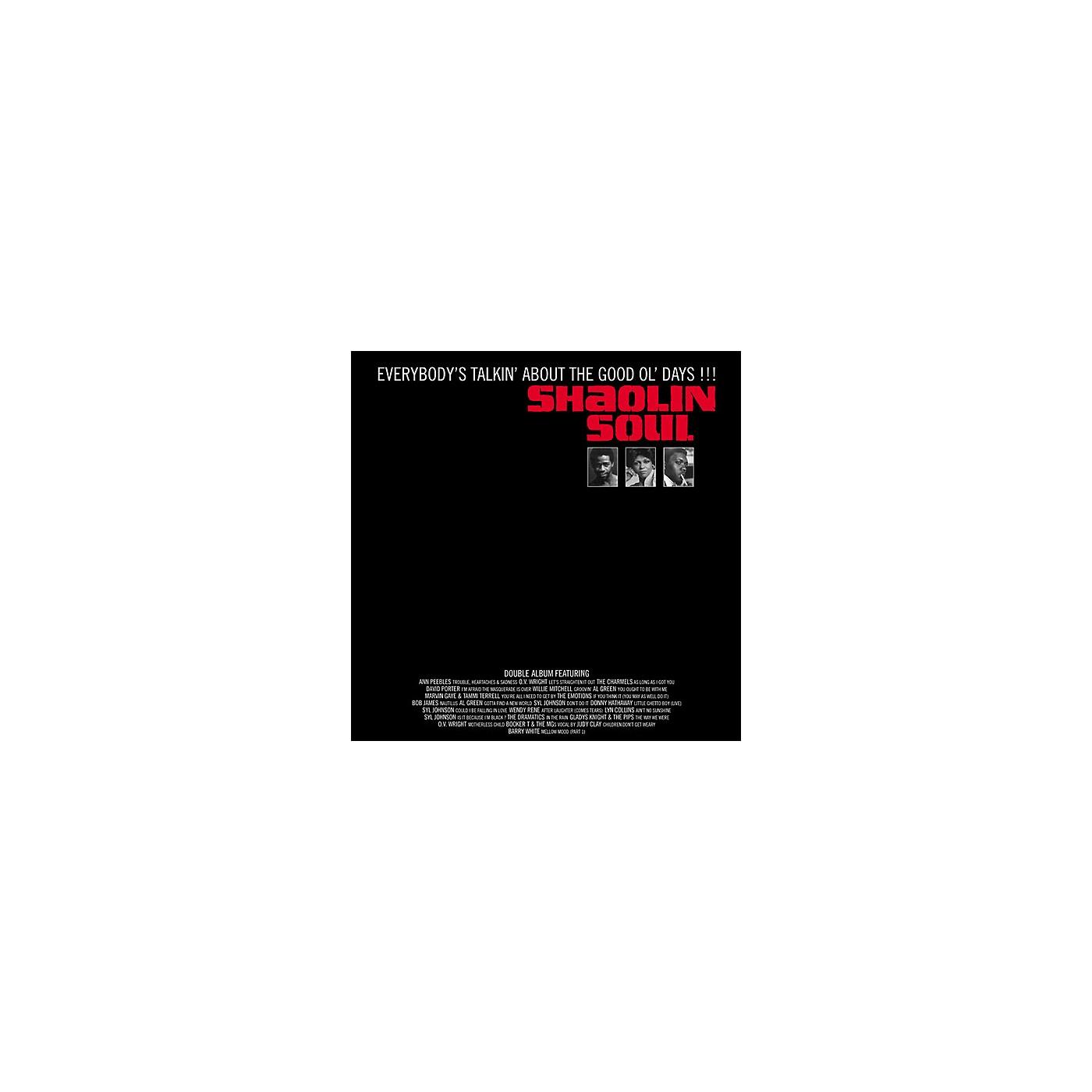 Alliance Various Artists - Shaolin Soul Episode 1 (Various Artists) thumbnail